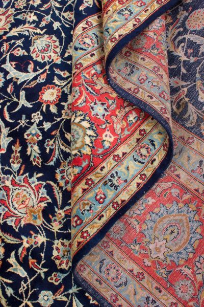 perzisch tapijt keshan 7884 wol 14