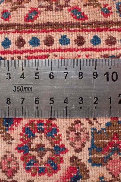 perzisch tapijt moud knoopdichtheid 7478 handgeknoopt wol 15