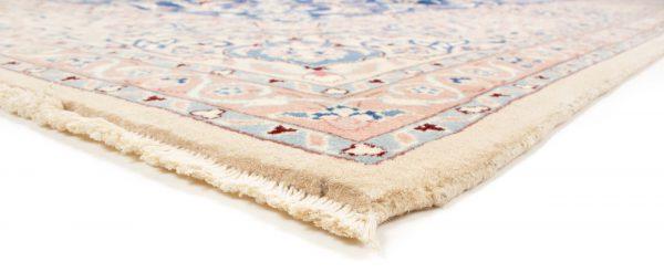 perzisch tapijt nain 7179 beige blauw5