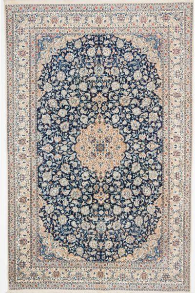perzisch tapijt nain habibian 8736 wol zijde 2 copy