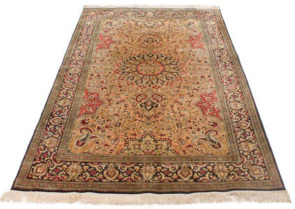 Ghoum tapijt zijde op zijde 137x220 cm 10301 A423