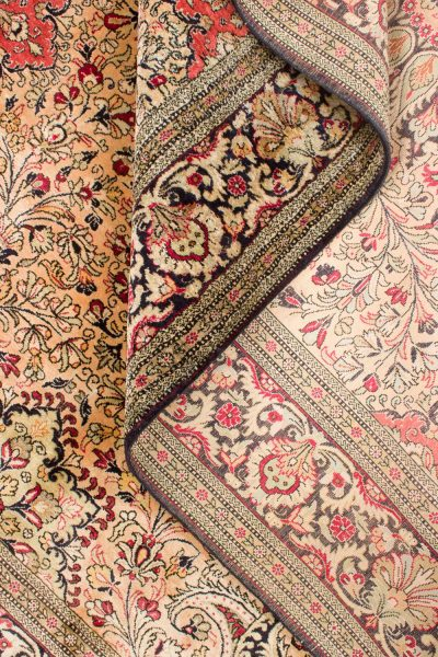 Ghoum tapijt zijde op zijde 137x220 cm 10301 A426