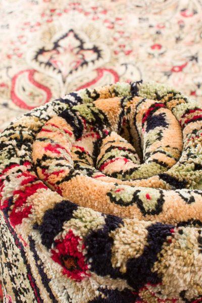 Ghoum tapijt zijde op zijde 137x220 cm 10301 A427