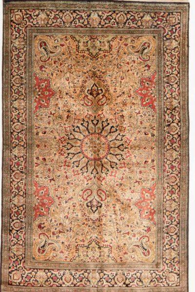 Ghoum tapijt zijde op zijde 137x220 cm 10301 A428