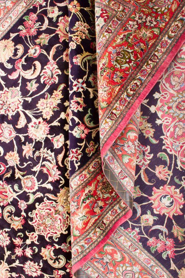 Ghoum tapijt zijde op zijde 200x300 cm 8