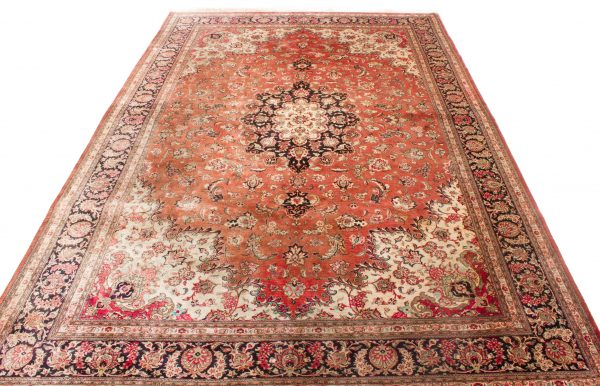 Ghoum tapijt zijde op zijde 204x300 cm3
