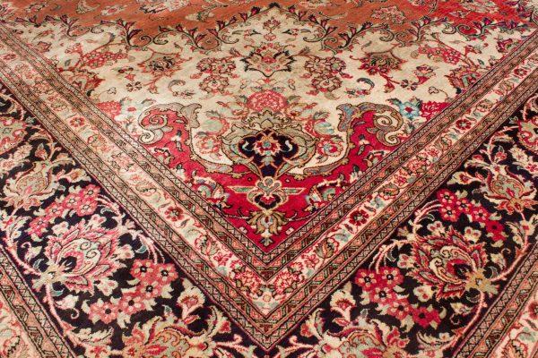 Ghoum tapijt zijde op zijde 204x300 cm5