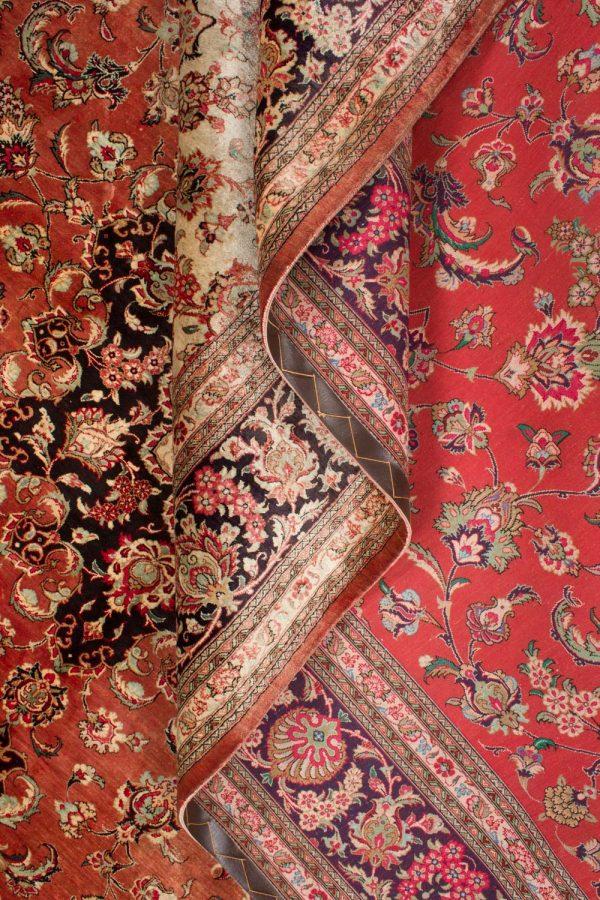 Ghoum tapijt zijde op zijde 204x300 cm6