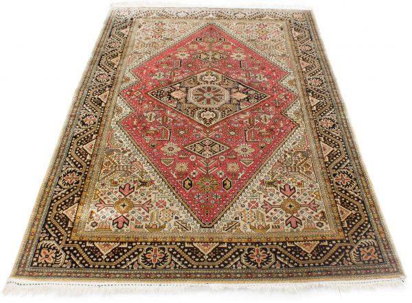 Ghoum zijde tapijt 137x216 cm 10300 A423
