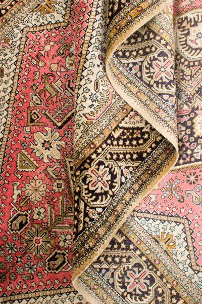 Ghoum zijde tapijt 137x216 cm 10300 A426