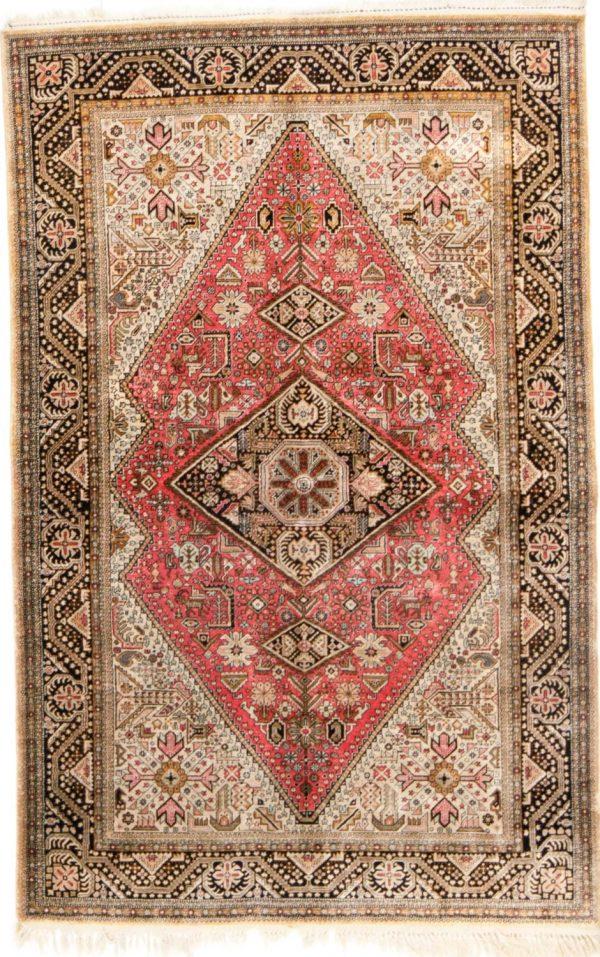 Ghoum zijde tapijt 137x216 cm 10300 A428