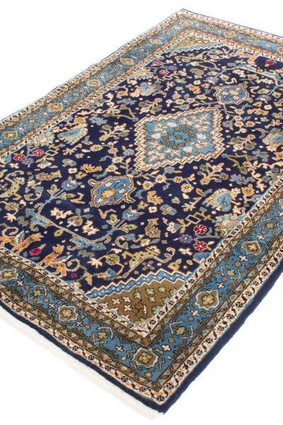Handgeknoopt vintage Perzisch tapijt Sarough 125x200 cm 2