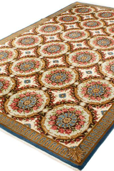 Indiaans Aubusson tapijt 200x300 cm 7133 B353