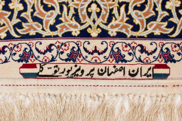 Isfahan tapijt getekend 106x175 cm4