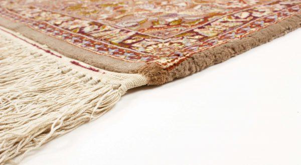 Isfahan wol en zijde op zijde 160x255 cm 3