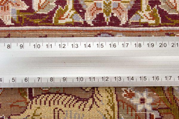 Isfahan wol en zijde op zijde 160x255 cm 6
