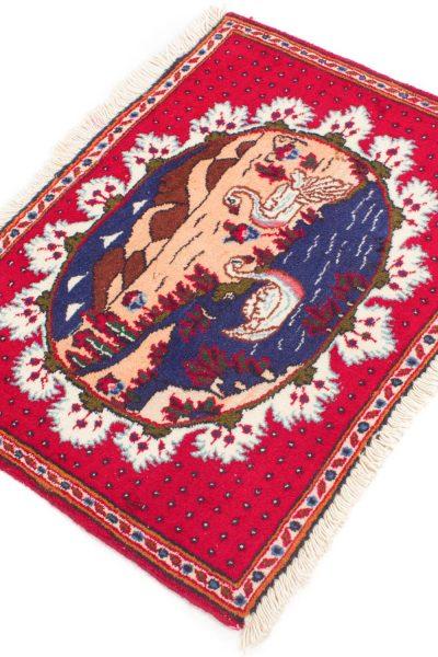 Kashan tapijtje 49x68 cm 8412 A342