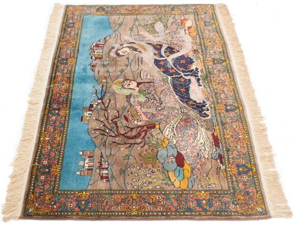 Kashmir tapijt Pakistan 97x153 cm 8435 A344
