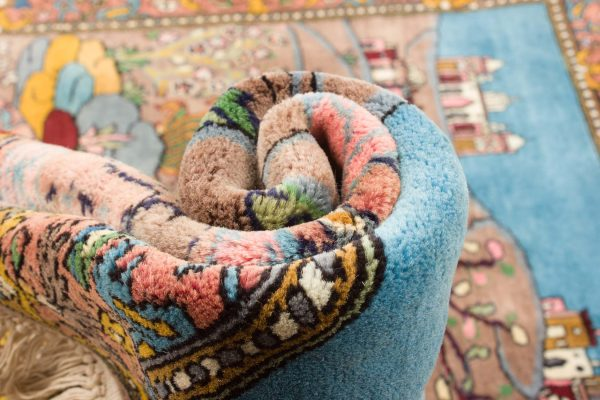 Kashmir tapijt Pakistan 97x153 cm 8435 A347