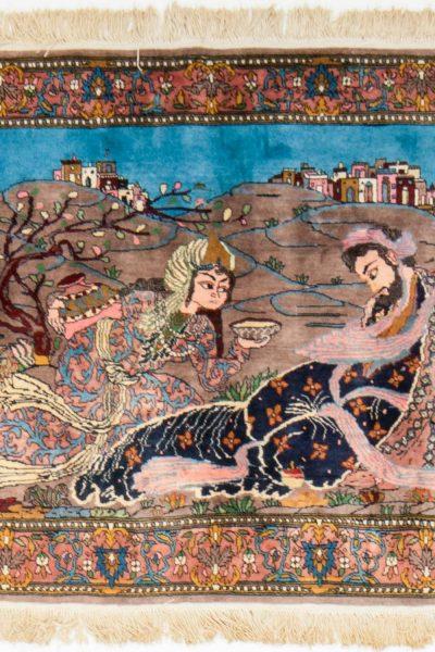 Kashmir tapijt Pakistan 97x153 cm 8435 A348