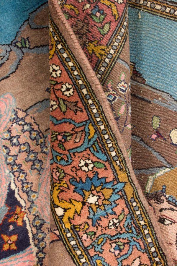 Kashmir tapijt Pakistan 97x153 cm 8435 A349