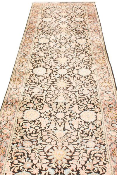 Kashmir zijde loper 90x270 cm 8490 A343