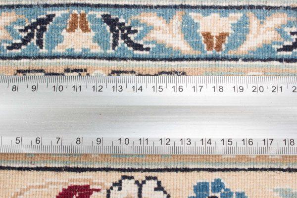 Nain tapijt met zijde 200x295 cm 10306 A421