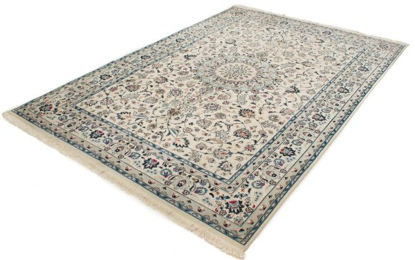 Nain tapijt met zijde 200x295 cm 10306 A422