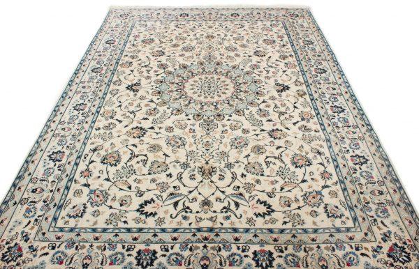 Nain tapijt met zijde 200x295 cm 10306 A424