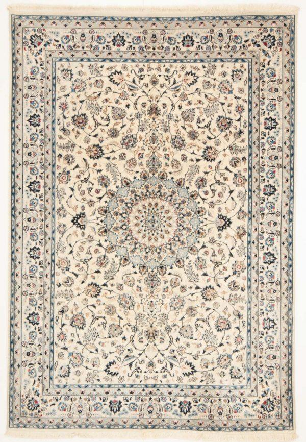 Nain tapijt met zijde 200x295 cm 10306 A425