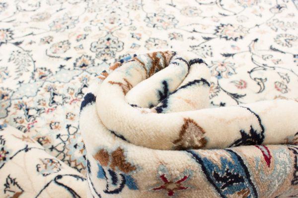 Nain tapijt met zijde 200x295 cm 10306 A426