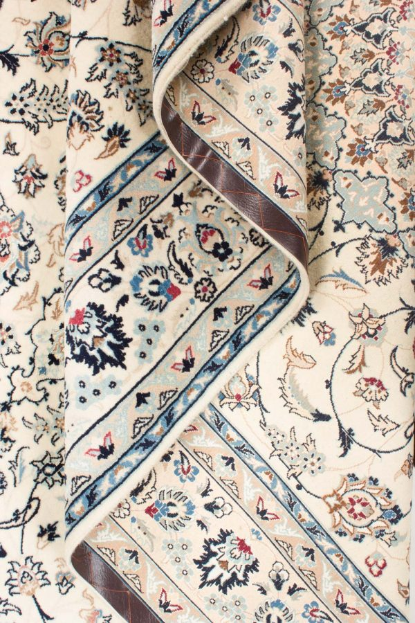 Nain tapijt met zijde 200x295 cm 10306 A427