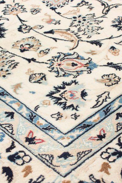 Nain tapijt met zijde 200x295 cm 10306 A428