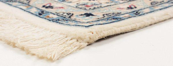 Nain tapijt met zijde 200x295 cm 10306 A429