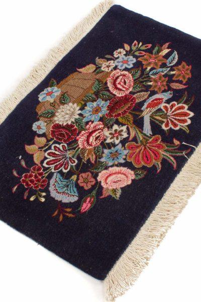 Perzisch Qum tapijt 43x72 cm 8424 B354