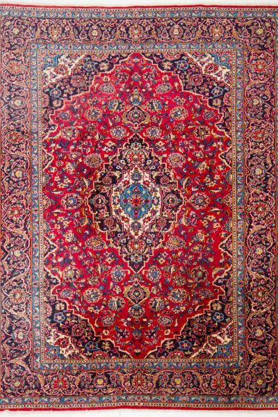 Perzisch tapijt Kashan 268x353 cm 7601 B3310