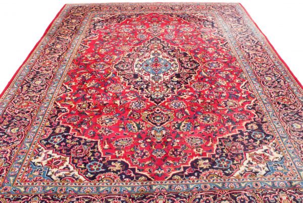Perzisch tapijt Kashan 268x353 cm 7601 B334