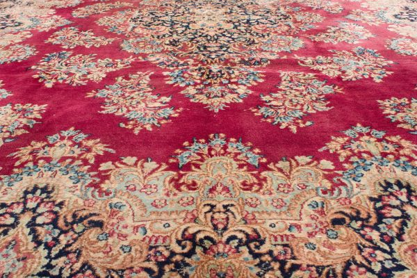 Perzisch tapijt Kirman 275x360 cm 7243 B336