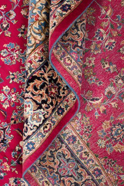 Perzisch tapijt Mashad 245x350 cm 7194 B3311