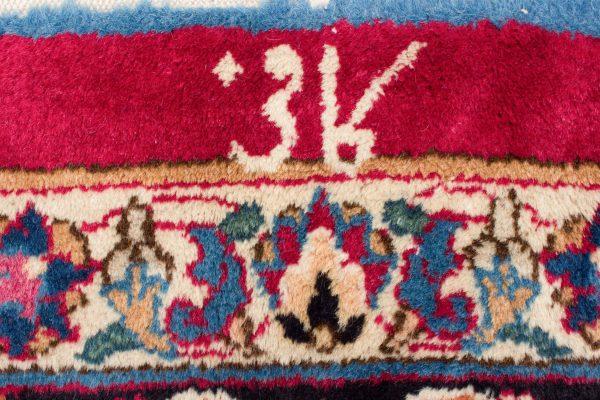 Perzisch tapijt Mashad 245x350 cm 7194 B335