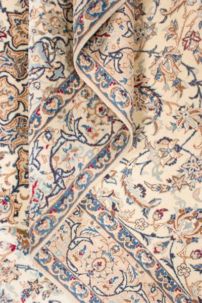 Perzisch tapijt Nain 6 la 207x326 cm 10304 A42 7