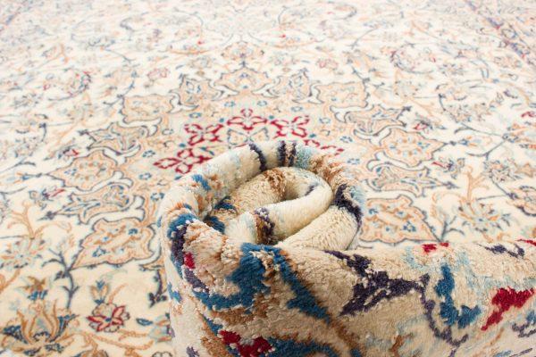 Perzisch tapijt Nain 6 la 207x326 cm 10304 A42 8