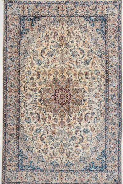 Perzisch tapijt Nain 6 la 207x326 cm 10304 A42 9
