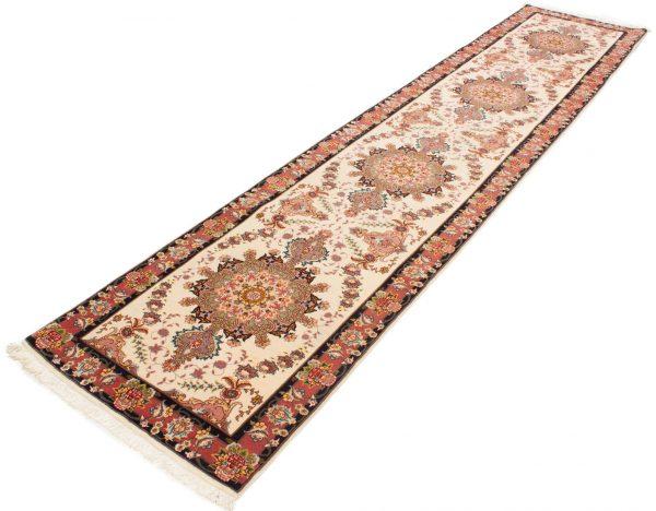 Perzische loper Tabriz 60 Raj 85x450 cm 2