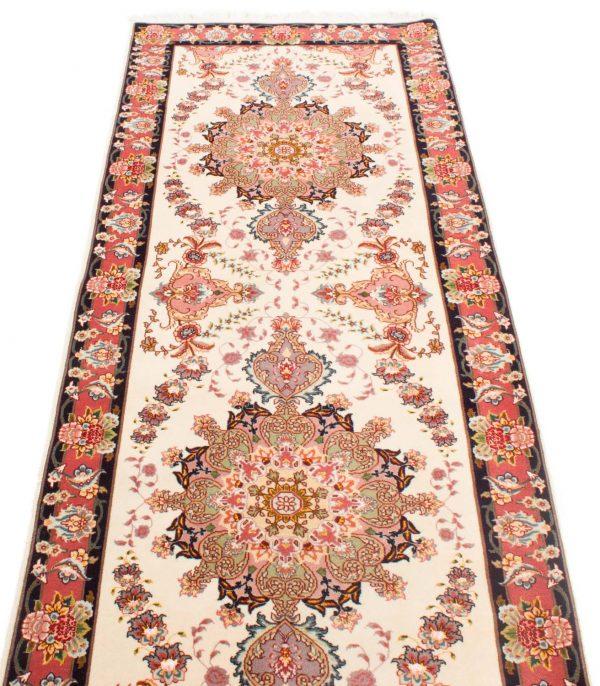Perzische loper Tabriz 60 Raj 85x450 cm 4