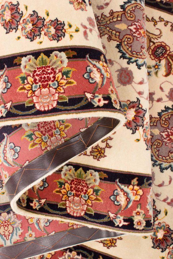Perzische loper Tabriz 60 Raj 85x450 cm 5