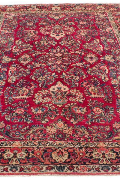 Semi antiek Sarough Amerikaans 165x245 cm3