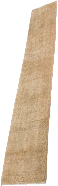 Semi antiek Tabriz loper 65x430 cm 8503 B352