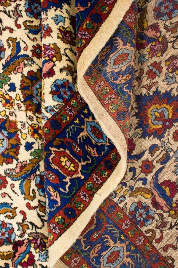 Tabriz India 216x315 cm 7180 B338