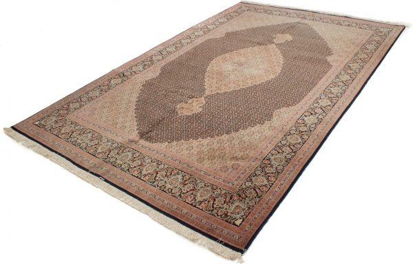 Tabriz tapijt 60 Raj met zijde 196x232 cm 3